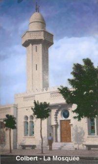 L'Ancienne Mosquéeconstruite en 1946
