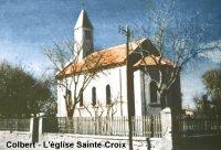 L'Eglise de la Sainte Croix de Colbert