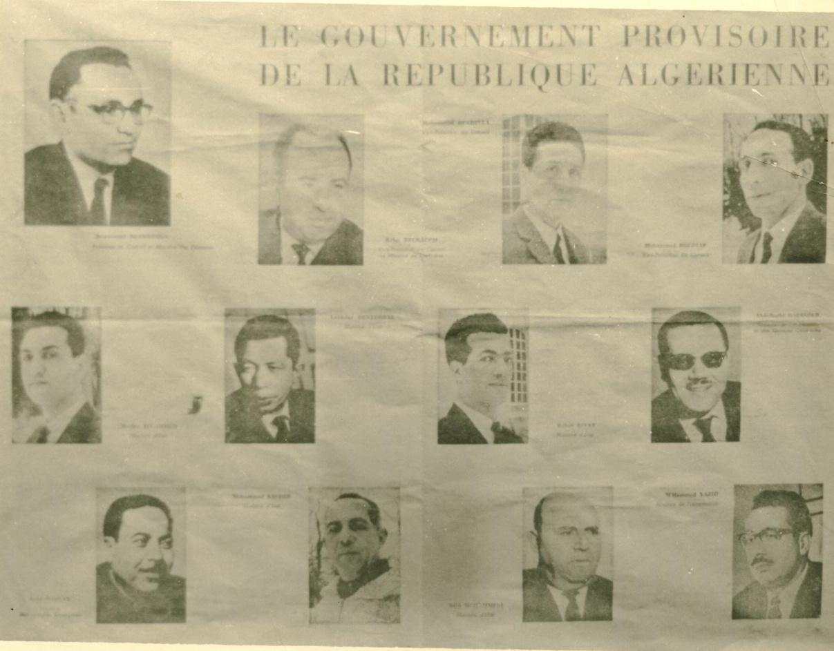 Premier Gouvernement Provisoire