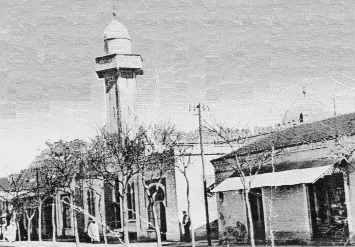 L'Ancienne Mosquée,1960