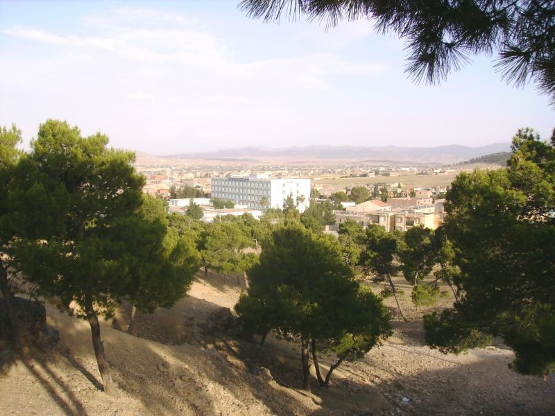 Hôpital de Mohamed Boudiaf