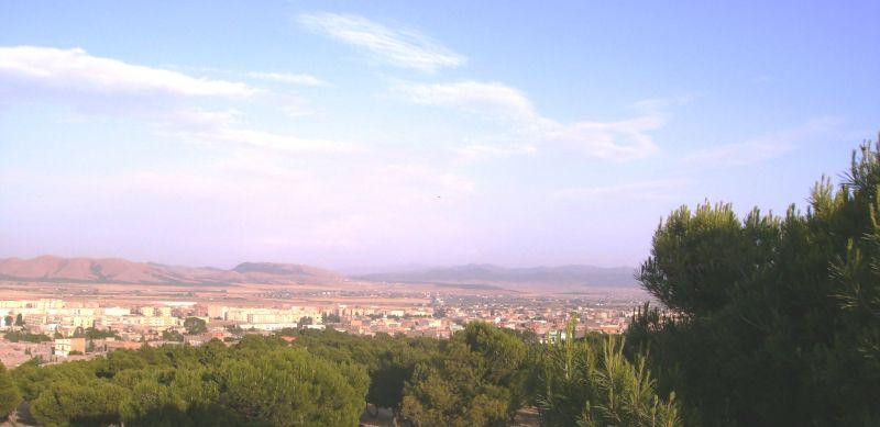 Sud Est de la ville de Ain-Oulmène