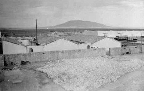 Camp de prisonniers de Ksar-El-Abtal ex Ksar-Tir,1957-1960