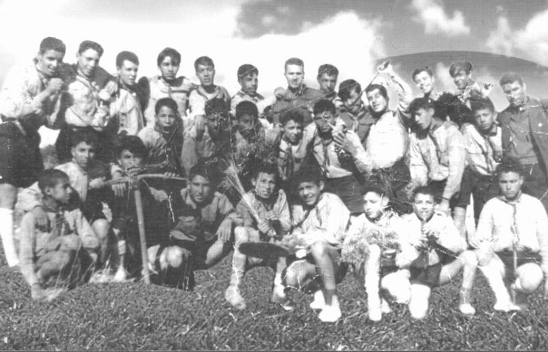 Souvenir des Scouts,63-65