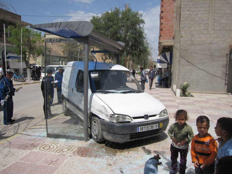 Photo insolite,Ain-Oulmène,11-04-2011