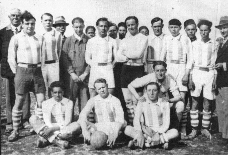 Etoile Sportive de Colbert,1927