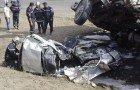 Trois personnes ont trouvé la mort dans un accident de la circulation survenu lundi matin à Bazer Sakhra, près d'El Eulma (Sétif)