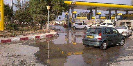 Les stations de service « privées » de la Daira de Ain Oulmène et de toute la wilaya de Sétif ferment « boutique »