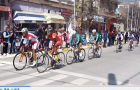 La ville de Ain-Oulmène a accueilli ce lundi 16 mars le Grand Tour d'Algérie de cyclisme 2015 (GTAC)
