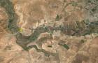 Découverte d'un cratère de près 100 m de diamètre et de plusieurs dizaines de mètres de profondeur à Hammam Ouled Yellès (Sétif)