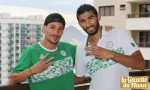 Le doublé médaillé d'argent Taoufik Makhloufi ne rentrera pas en Algérie après les Jeux Olympiques de Rio