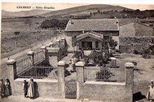 Villa Orgelès,Colbert