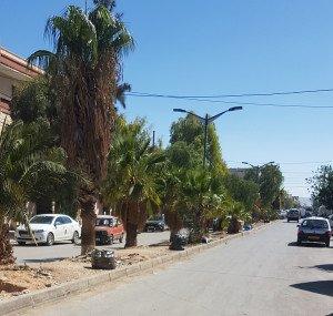 Rue du 8 mai 1945 Ain Oulmène,03-09-2017 à 10H30