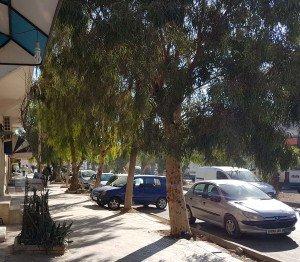 Avenue du 8 mai 1945,Ain Oulmène 11-10-2017