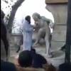Un barbu a tenté de démolir la fontaine mythique de Ain Fouara,symbole de la ville de Sétif