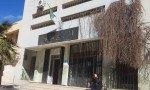Etat déplorable de la façade du siège de l'antenne administrative de l'état civil «Nord» de l'Assemblée populaire communale (APC) de Ain Oulmène