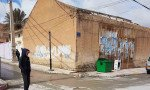 Risque d'effondrement des murs du hangar en ruines prés de l'école de filles et du centre des trisomiques de Ain Oulmène