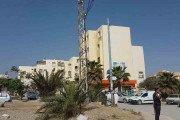 Risque d'électrocution : Les lignes électriques moyenne tension 30000 volts traversent encore les quartiers et rues les plus fréquentés de la ville de Ain Oulmène