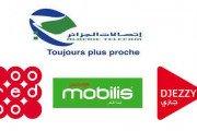 Internet + Téléphonie mobile : Fin du monopole d'Algérie Télécom sur la fourniture d'accès à internet et portabilité des numéros  de téléphones mobiles