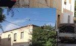 L'ex hôtel des Messageries et plusieurs habitations menaçant ruine en plein centre de la ville de Ain Oulmène
