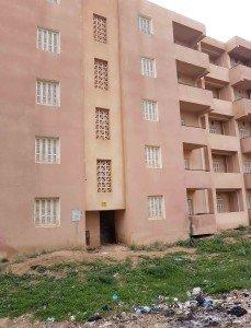 Logements abandonnés près du Souk,Ain Oulmène,27-09-2018
