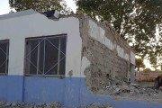 L'école  primaire du « Chahid SAHNOUNE EL- HAMDI » au Sud-Ouest de  la ville de Ain Oulmène transformée en un véritable  chantier