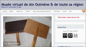 (http://museedeainoulmene.unblog.fr/)