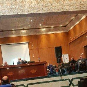 Célébration de la Journée nationale du 18 janvier de la commune à Ain Oulmène
