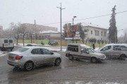 Froid sibérien et premières chutes de  neige à Ain Oulmène