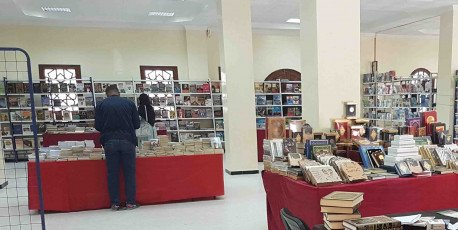 La ville de Ain Oulmène accueille à la maison de la culture le 1er salon du livre du 08 au 22 octobre