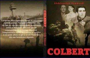 "Couverture du roman ""Colbert"" d'Abdelouahab HAMMOUDI"
